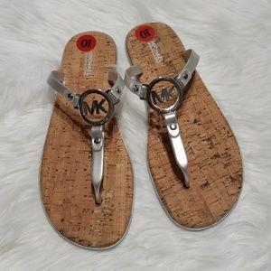 MICHAEL Michael Kors Jelly Sandals